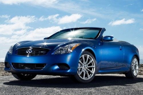 Used 2010 Infiniti G37 Convertible Prices Reviews And Pictures Edmunds