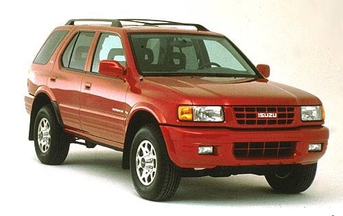 Used 1998 Isuzu Rodeo Suv Pricing Amp Features Edmunds