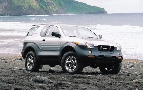 Used 2001 Isuzu Vehicross For Sale Pricing Amp Features