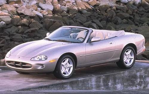 Used Jaguar Xk Series Convertible Pricing