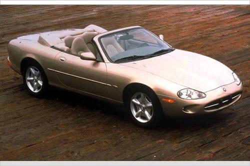 used 2000 jaguar xk
