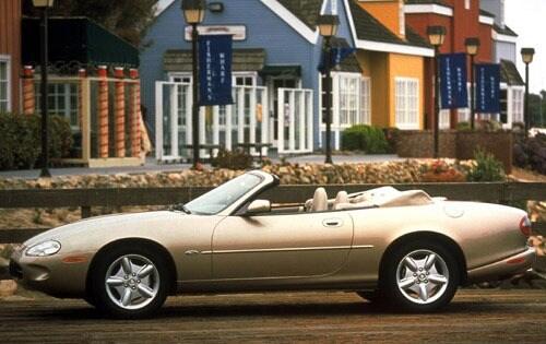 used 2000 jaguar xkr