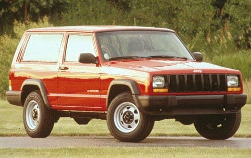 98 Jeep 2 Door Cherokee