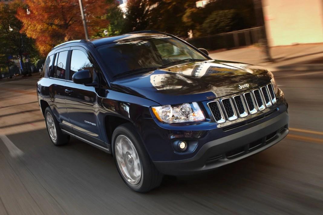 2014 Jeep Compass Review & Ratings | Edmunds