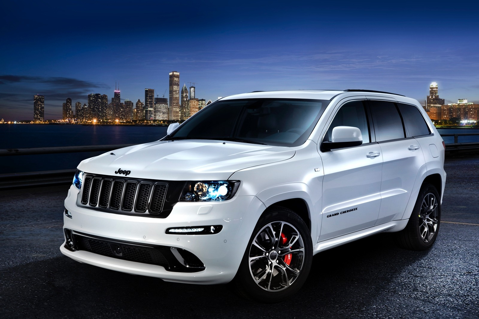 2013 Jeep Grand Cherokee Srt Limited Edition For 2012 Paris Auto Show Edmunds