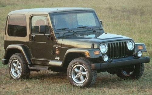 Used 1997 Jeep Wrangler Pricing For Sale Edmunds