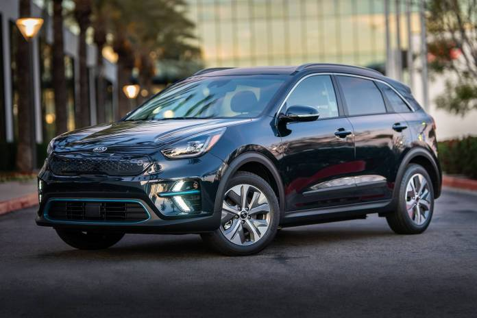2020 Kia Niro Ev Review Prices And Pictures Edmunds