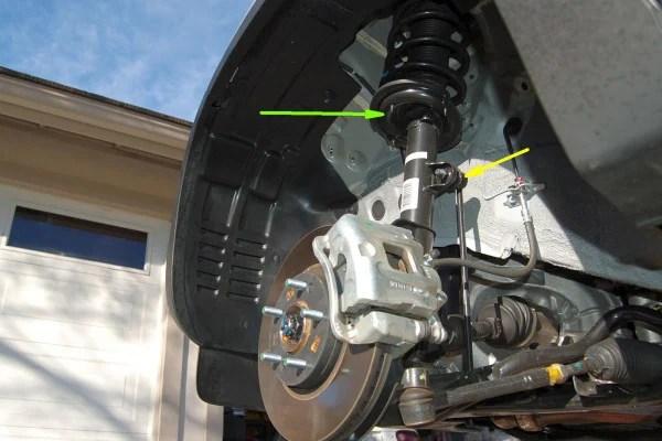 Odyssey Rear Suspension Diagram Honda