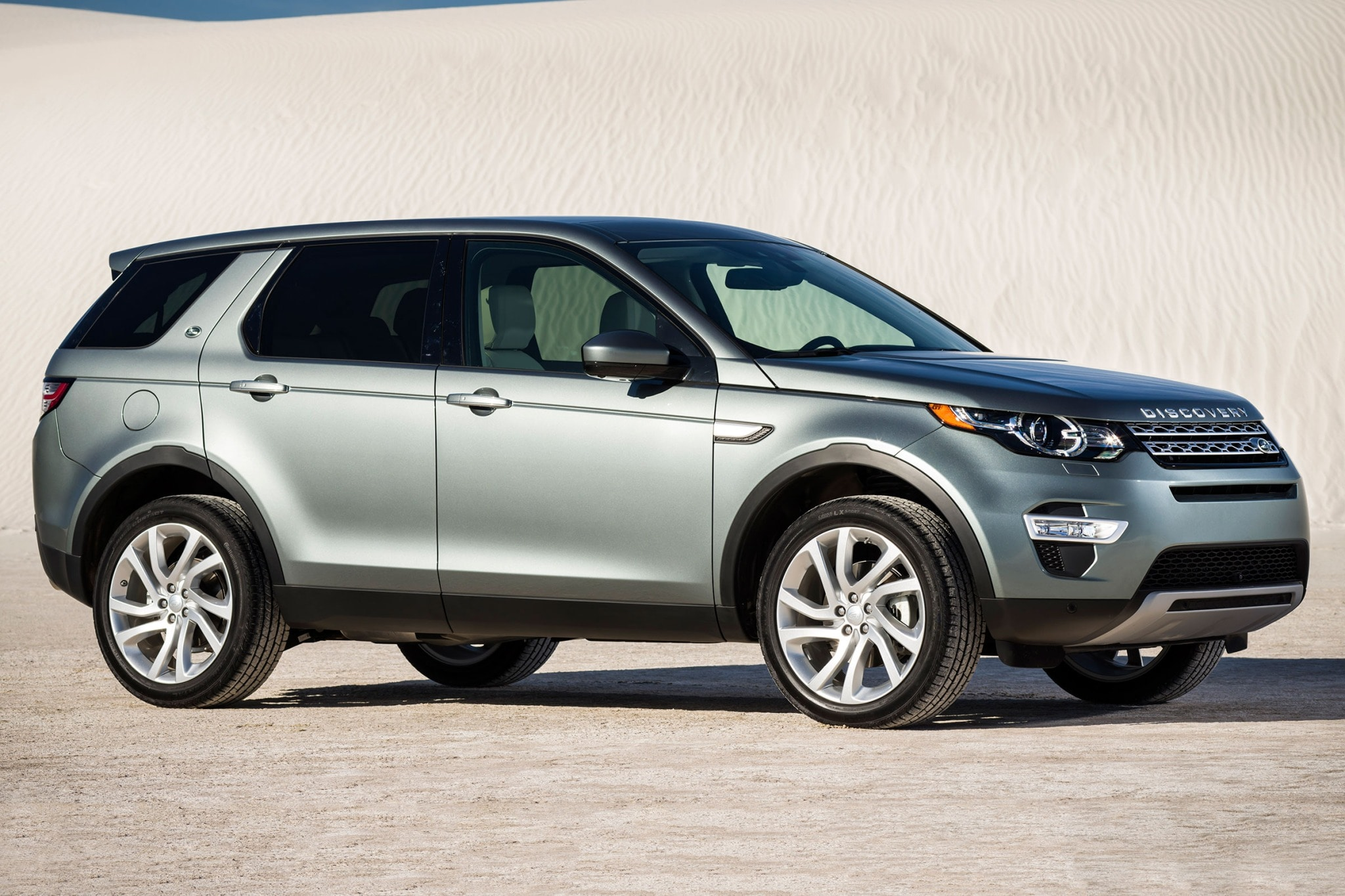 Maintenance Schedule for 2016 Land Rover Discovery Sport
