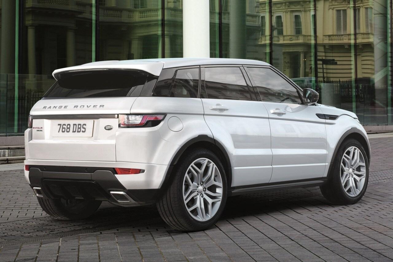 2016 Land Rover Range Rover Evoque Warning Reviews Top