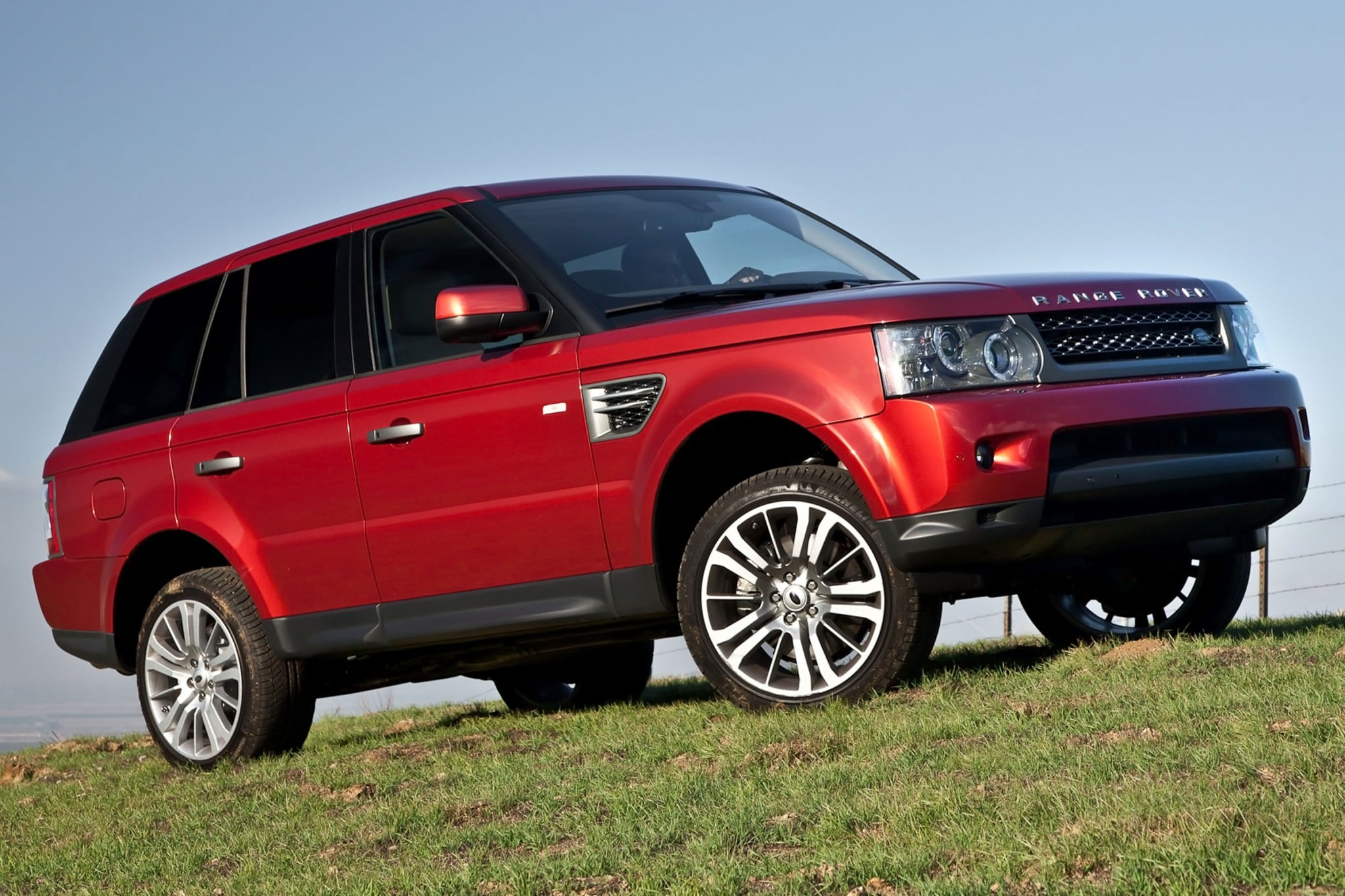 Maintenance Schedule for 2013 Land Rover Range Rover Sport