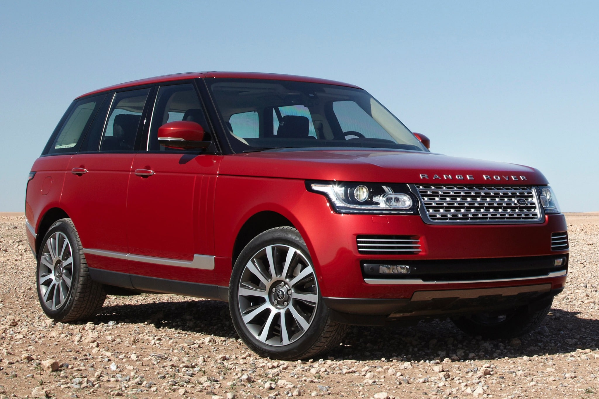 Maintenance Schedule for 2015 Land Rover Range Rover