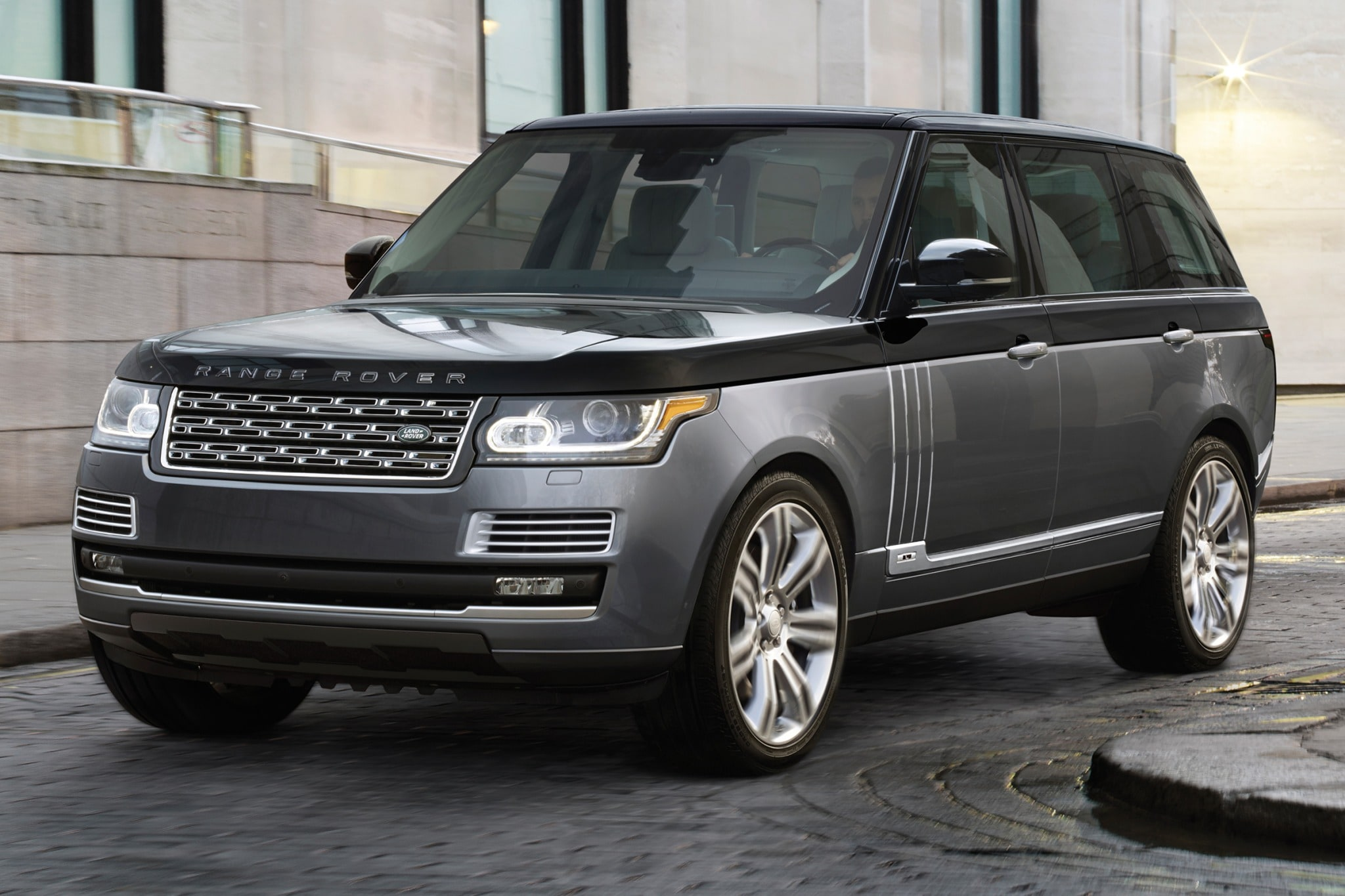 Maintenance Schedule for 2016 Land Rover Range Rover