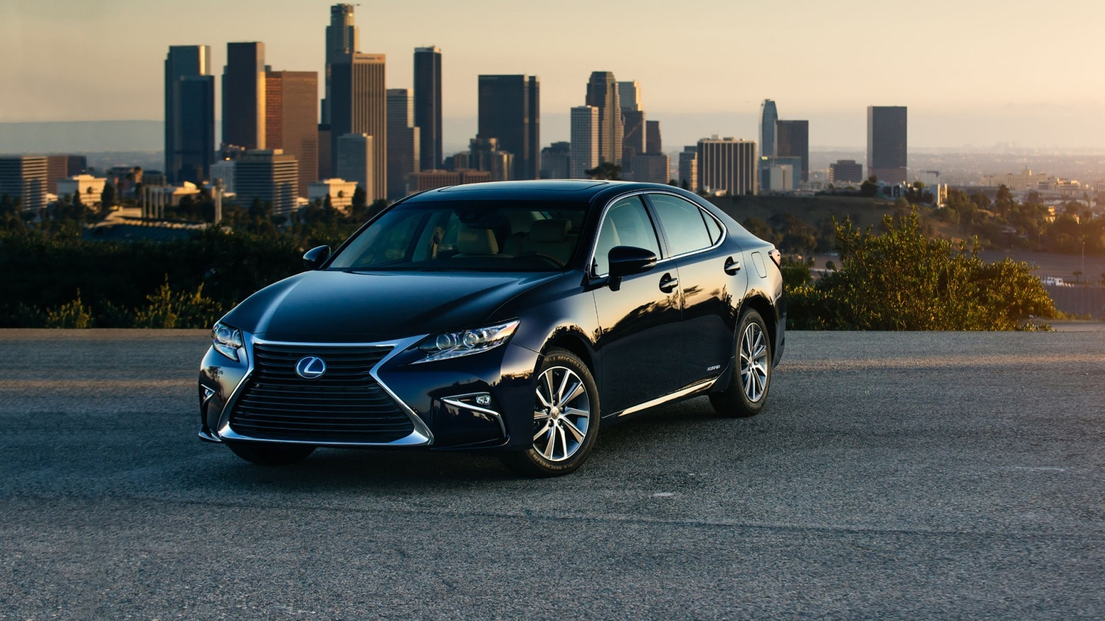 2018 Lexus Es 300h Pricing Features Ratings And Reviews Edmunds