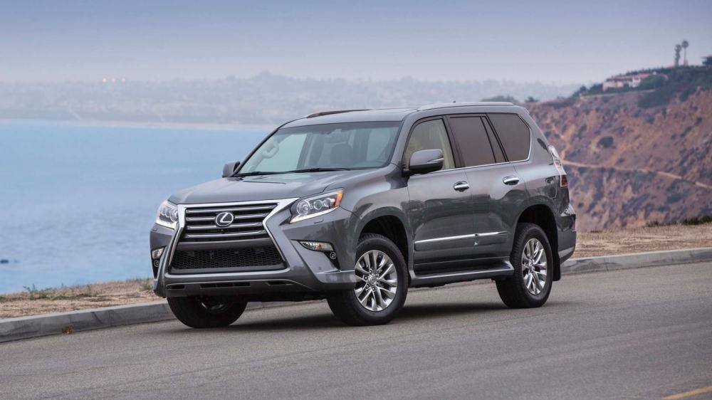 medium resolution of 2018 lexus gx 460