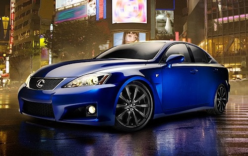 Used 2009 Lexus Is F Pricing For Sale Edmunds