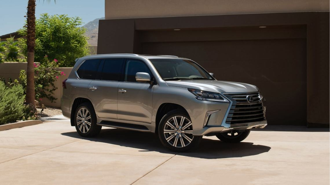 2019 lexus lx 570 pricing, features, ratings and reviews | edmunds