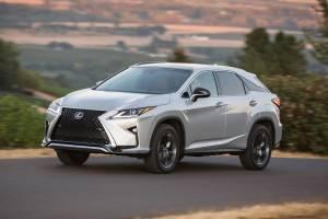 2017 Lexus RX 350 SUV Pricing & Features | Edmunds