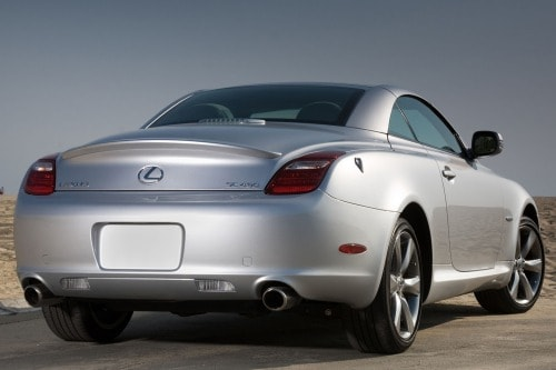 Used 2010 Lexus Sc 430 For Sale Pricing Amp Features Edmunds