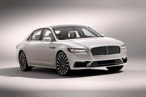 2019 Lincoln Continental Sedan Pricing Features Ratings