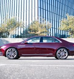 2018 lincoln continental [ 1600 x 900 Pixel ]