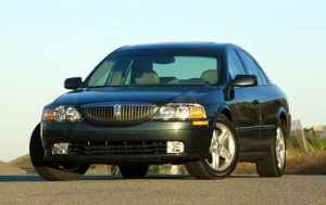 Used 2001 Lincoln LS Pricing  For Sale | Edmunds