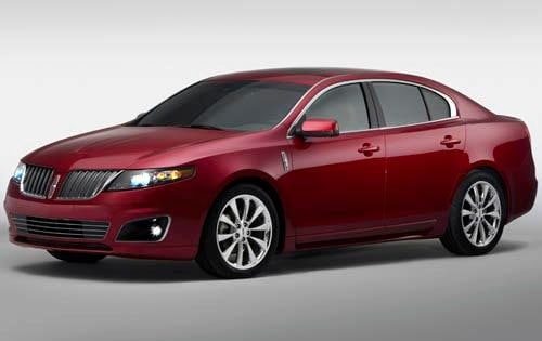 Used 2011 Lincoln MKS Pricing For Sale Edmunds