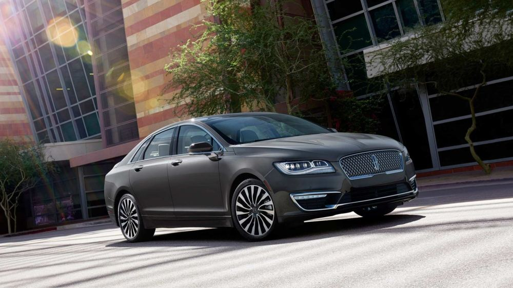 medium resolution of 2018 lincoln mkz