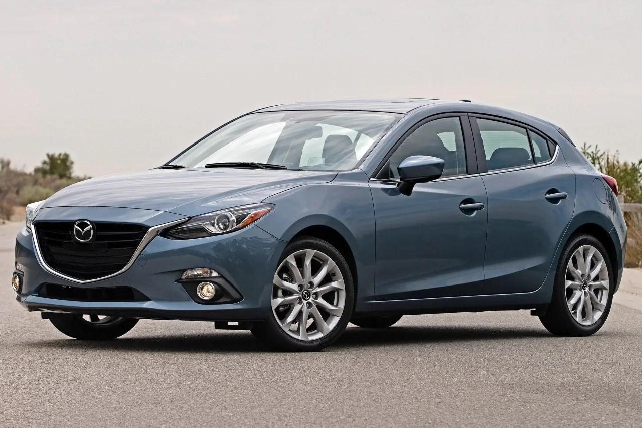 Mazda Touring 3 2014 Sedan