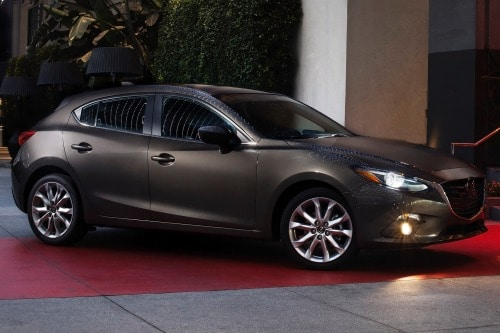 2015 Mazda 3 s Grand Touring 4dr Hatchback Exterior Shown