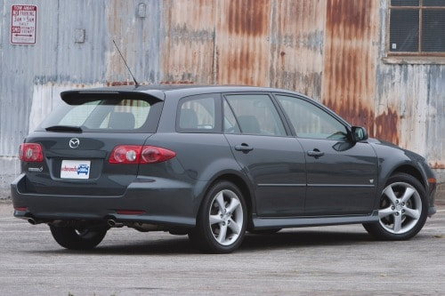 Used 2004 Mazda 6 Wagon Pricing For Sale Edmunds