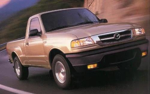 Used Mazda B Series Truck Pricing
