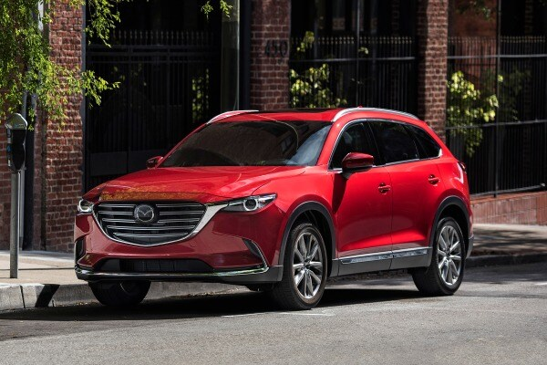 2017 Mazda CX-9 Grand Touring 4dr SUV Exterior Shown