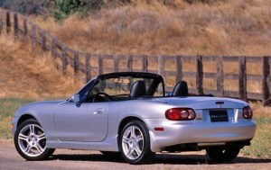 Used 2005 Mazda MX5 Miata for sale  Pricing & Features