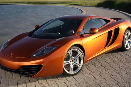 Used 2012 Mclaren Mp4 12c Pricing For Sale Edmunds