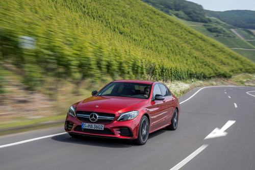 small resolution of that represents an increase of 23 hp over last year all wheel drive remains mandatory on all c43 models