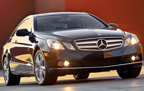 Used 2010 Mercedes Benz E Class Coupe Pricing For Sale