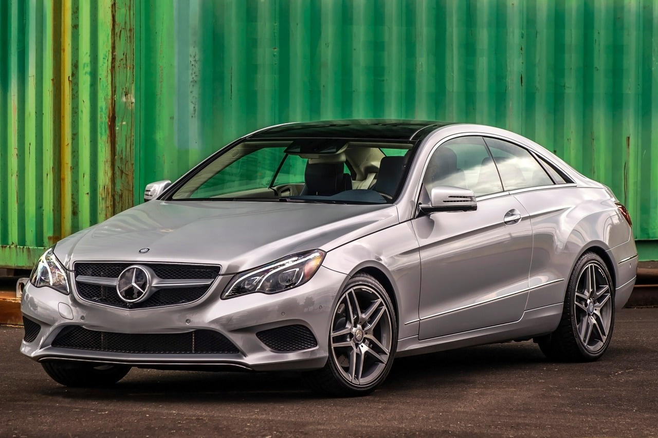 Used 2014 Mercedes-Benz E-Class Coupe Pricing - For Sale   Edmunds