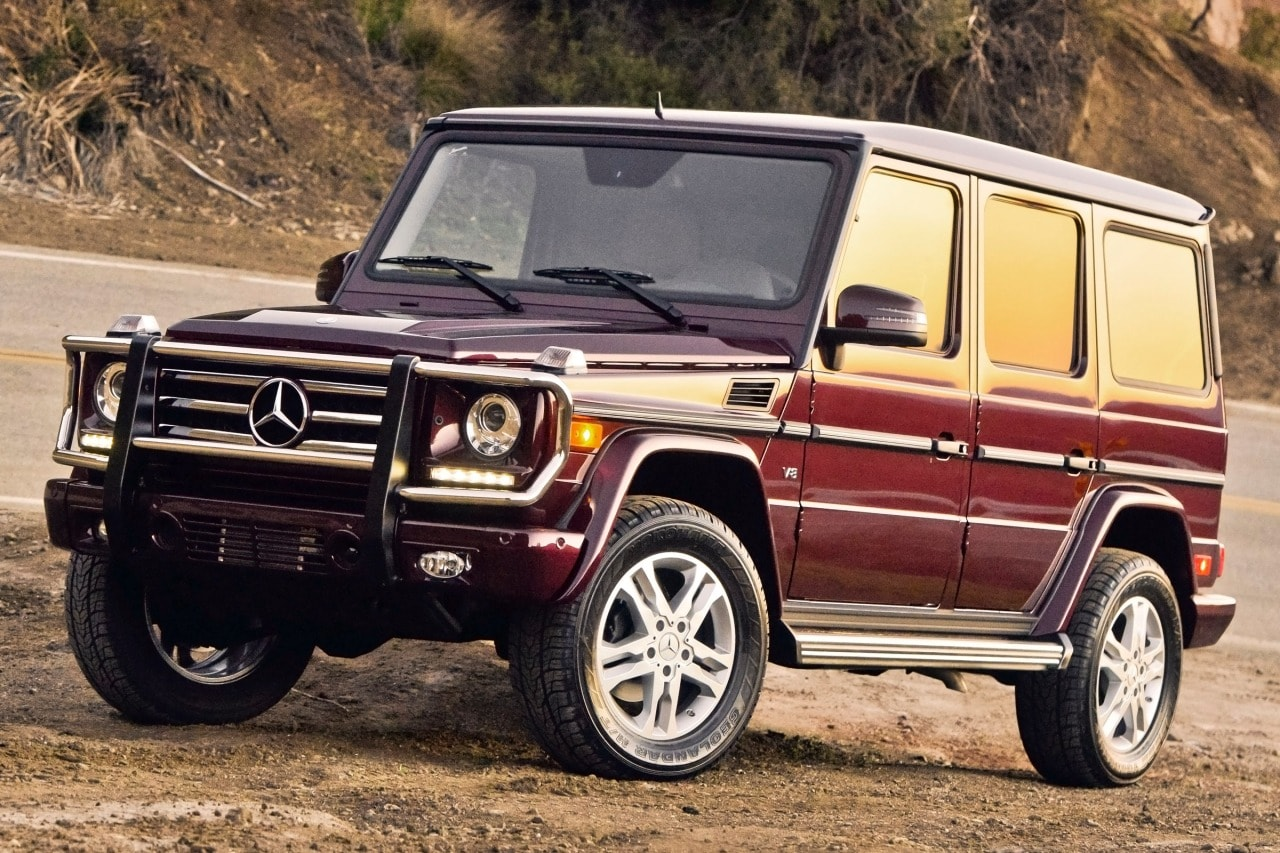 Used 2016 Mercedesbenz Gclass Suv Pricing  For Sale