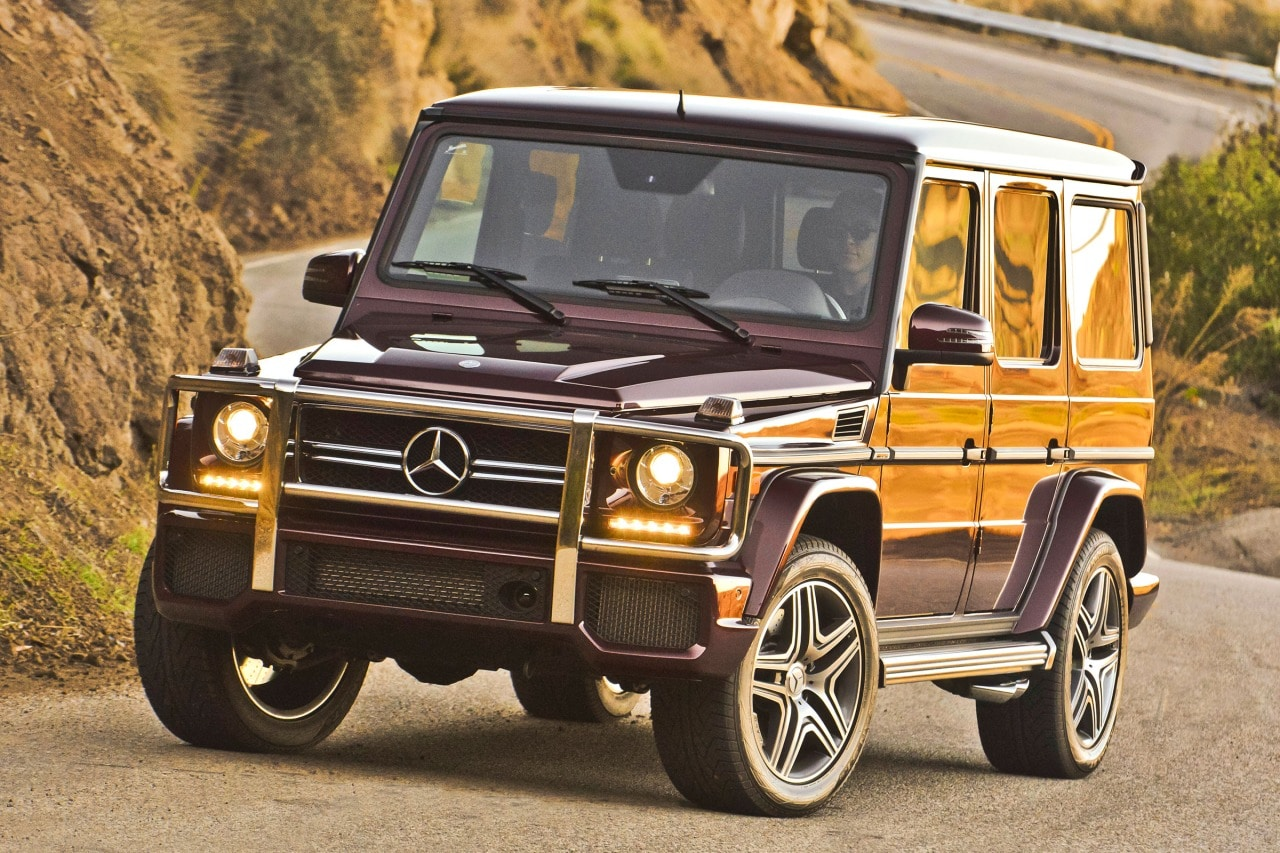 2017 Mercedesbenz Gclass Suv Pricing  For Sale Edmunds