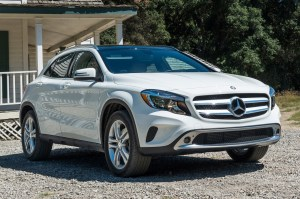 Used 2015 MercedesBenz GLAClass for sale  Pricing