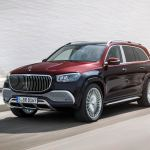 2021 Mercedes Benz Maybach Gls Prices Reviews And Pictures Edmunds