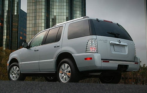Used 2008 Mercury Mountaineer For Sale Pricing