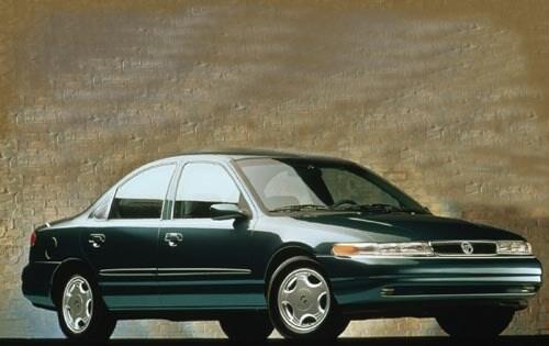 1995 Mercury Mystique Interior