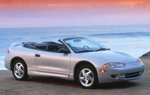 Used 1996 Mitsubishi Eclipse Spyder Pricing Amp Features