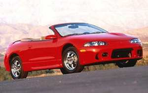 Used 1998 Mitsubishi Eclipse Spyder Pricing  For Sale