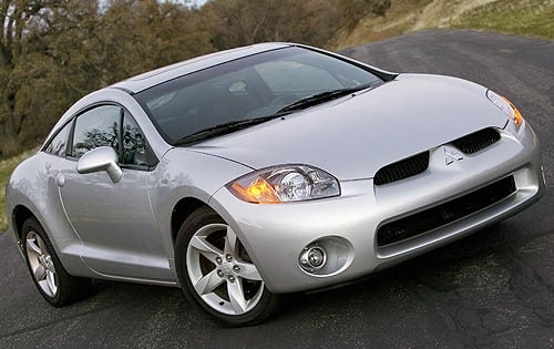 2008 Mitsubishi Eclipse Review Amp Ratings Edmunds
