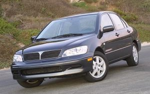 Used 2002 Mitsubishi Lancer for sale  Pricing & Features