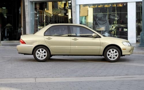 Used 2002 Mitsubishi Lancer For Sale Pricing Amp Features
