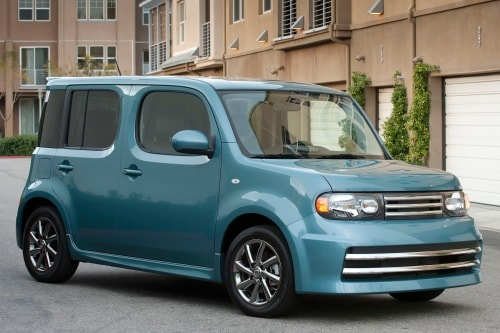 Used 2012 Nissan Cube Pricing For Sale Edmunds